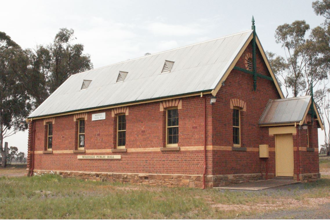 Woodvale Historical Hall