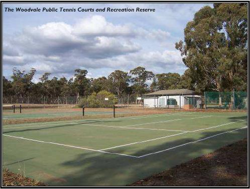 Woodvale Tennis Courts